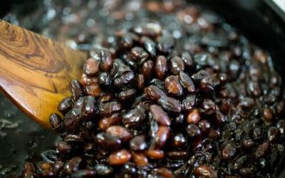 La ricetta dei bocconcini di soia nera: saporita e salutare