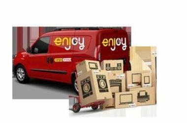 Enjoy Cargo, il vehicle sharing di Eni che rivoluziona la mobilità