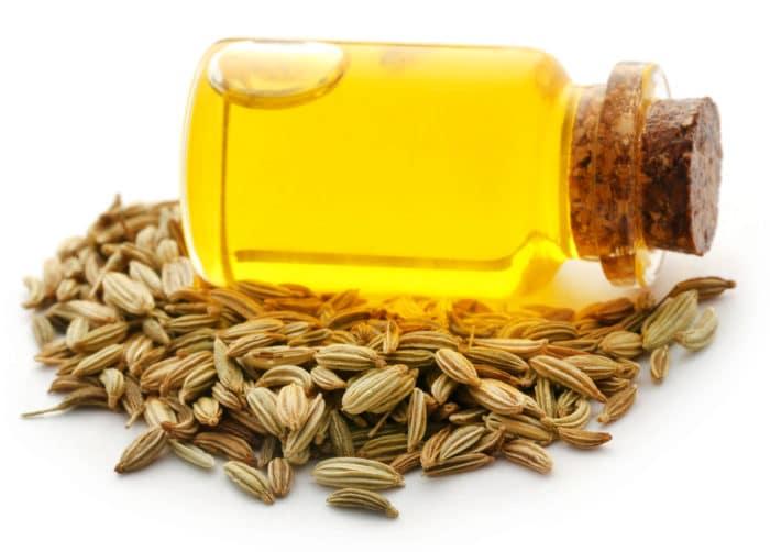 olio essenziale di finocchio