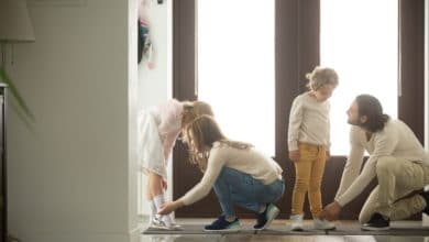 Photo of Perché togliere le scarpe in casa è meglio? Igiene, salute e non solo…