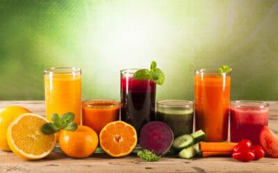 Le migliori ricette di succhi di frutta da fare in casa durante l'inverno