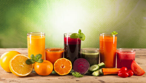 Succhi di frutta invernale 3 ricette di succhi da fare in for Succhi di frutta fatti in casa