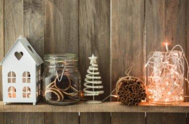 Decorare la casa per Natale in modo eco-friendly: tante idee di riciclo, riuso e un po' di fantasia