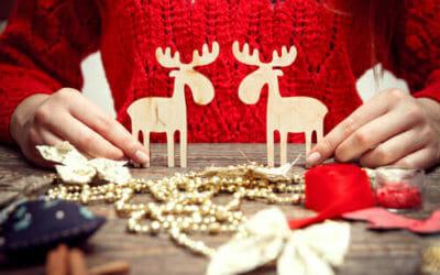I consigli per decorare la casa per Natale in modo eco-friendly: riciclo, riuso e un po' di fantasia