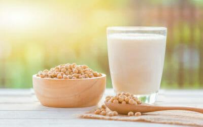 La guida facile al latte di soia, un latte vegetale poco calorico e senza glutine