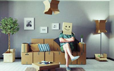Scopriamo i mobili in cartone, eco-sostenibili, ma anche belli e resistenti