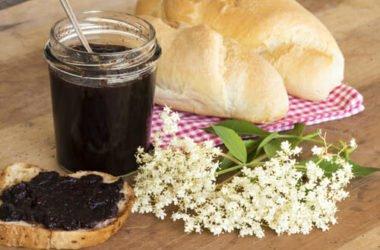 Come preparare la marmellata di sambuco in casa: ricetta ed avvertenze