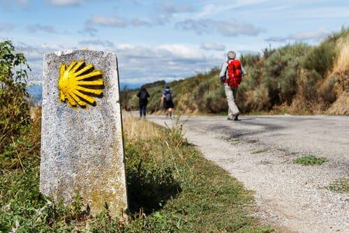 Cammino Santiago de Compostela a piedi