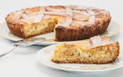 Come preparare la pastiera napoletana, il tipico dolce di Pasqua di frolla e grano cotto, profumato di arancia