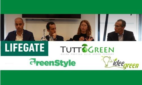 Photo of Tuttogreen insieme a Lifegate, Ideegreen e GreenStyle per un nuovo paradigma green: Lifegate Circle