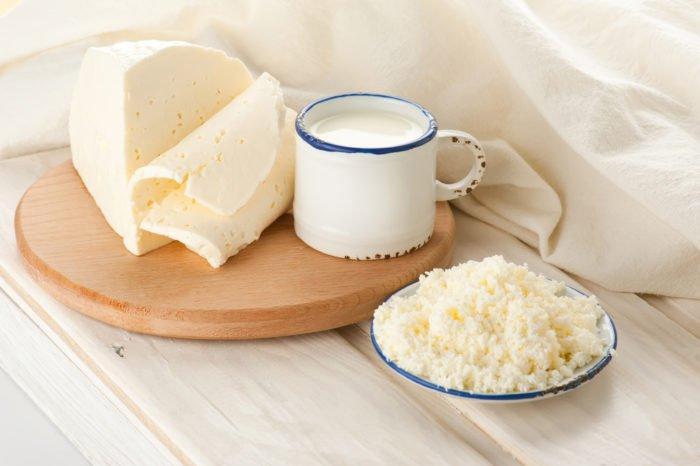 latte di pecora