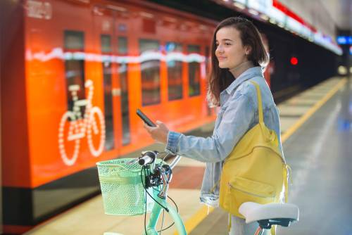 Photo of Bici in metro a Roma e Milano: si può portare la bicicletta in metropolitana?