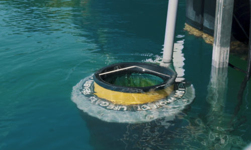 LifeGate PlasticLess: parte la lotta all'inquinamento della plastica in mare con il 'cestino intelligente'