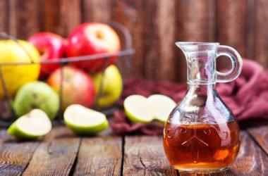 Come usare l'aceto di sidro di mele in cucina o anche come rimedio naturale