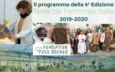 Terre de Femmes 2019: Yves Rocher premia le guardiane dell'ambiente