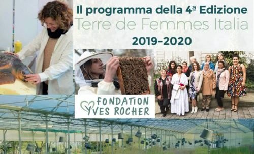 Photo of Terre de Femmes 2019: Yves Rocher premia le guardiane dell'ambiente