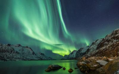 Aurora boreale, lo spettacolo della natura