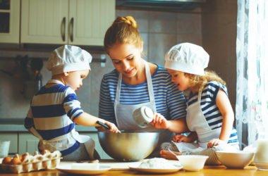 Alcune ricette di merendine per bambini semplici e sane: quando mangiare bene diventa un gioco