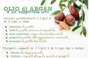 Olio di argan: proprietà e benefici per capelli e in cosmetica