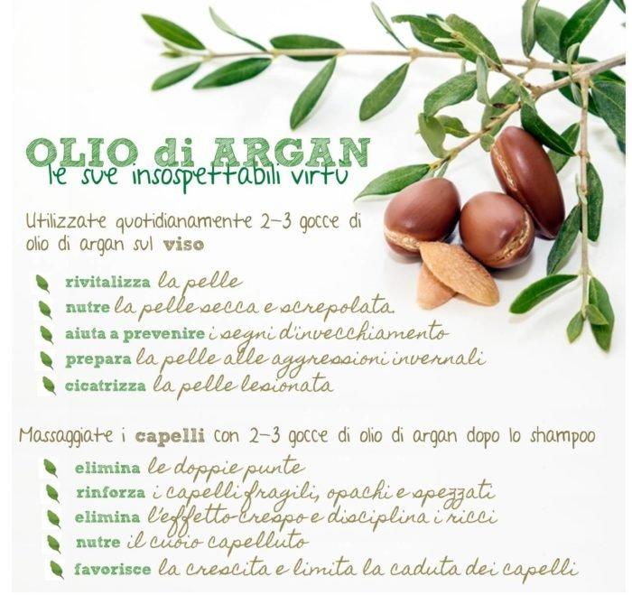 Olio Di Argan Proprietà E Benefici Di Questo Cosmetico