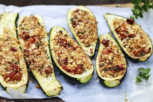 Photo of Come preparare delle zucchine ripiene vegetariane per bambini