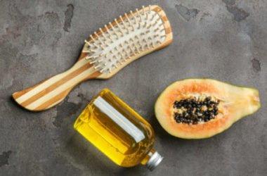 Alleato della pelle, l'olio di papaya è un antirughe naturale e lenisce dopo la depilazione