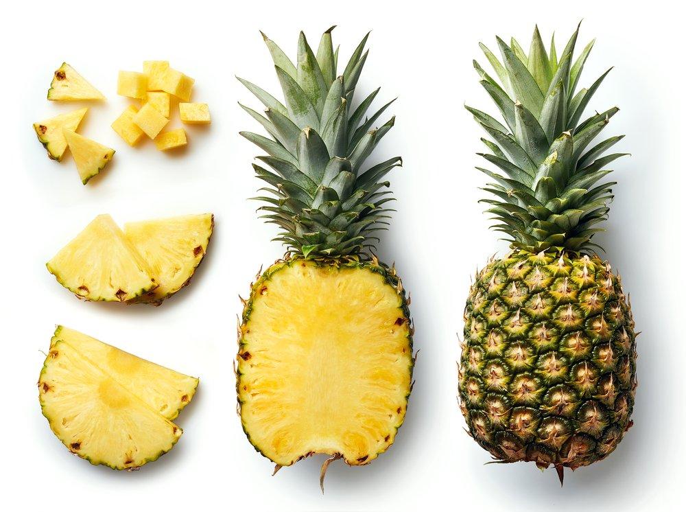 infruttescenza dell'ananas
