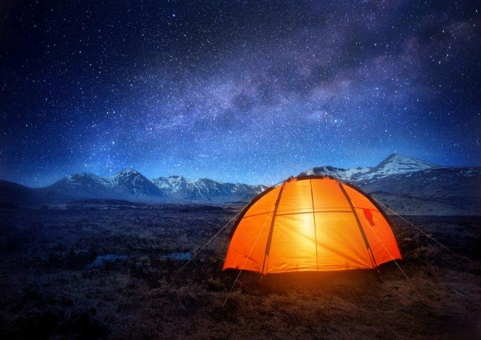 tende da campeggio