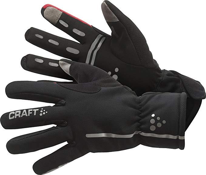 Migliori guanti da bici: Craft Siberian, impermeabili da ciclismo