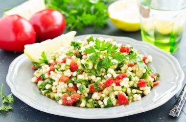Ricetta del taboule alle verdure: dal Marocco con sapore!