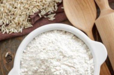 Alla scoperta della farina di riso, una farina alternativa adatta in particolare a chi soffre di celiachia