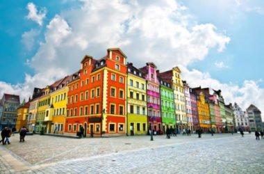 Quali sono le città più colorate del mondo? Un giro del mondo… a colori!