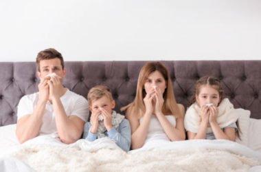 Curare il raffreddore velocemente si può seguendo alcuni piccoli consigli