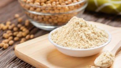 Photo of Farina di soia, un alimento ricco di proteine e privo di glutine