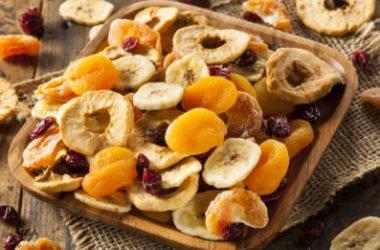 Scopriamo i benefici della frutta secca e le tecniche per essiccare la frutta in casa