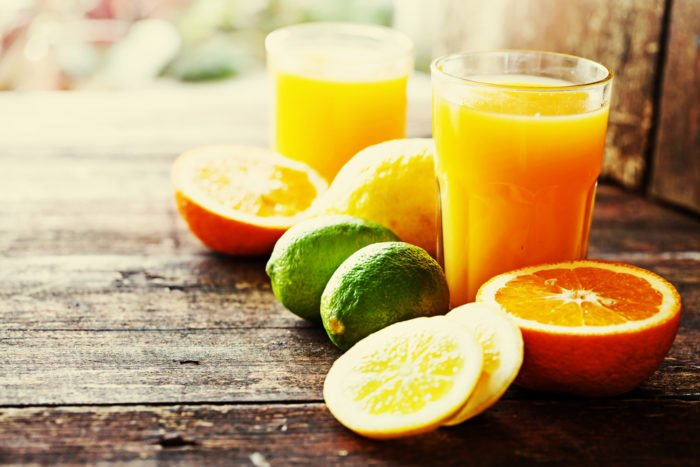 nettare di frutta