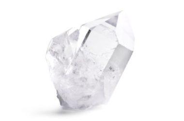 Tutto sul cristallo di rocca, la pietra dell'armonia e della positività