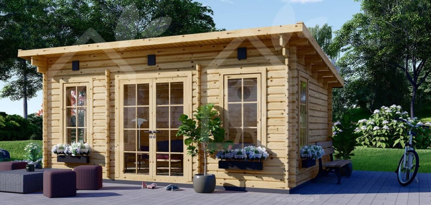 Photo of Le case prefabbricate in legnosono abitazioni durature, sicure ed economiche: approfondiamone i vantaggi e le controindicazioni per conoscerle meglio