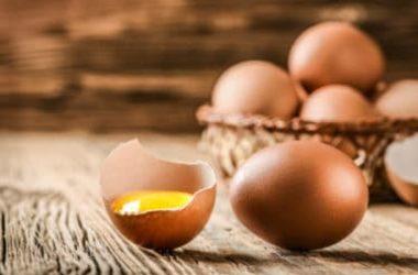 Guscio d'uovo: una fonte naturale di calcio per organismo e per la terra