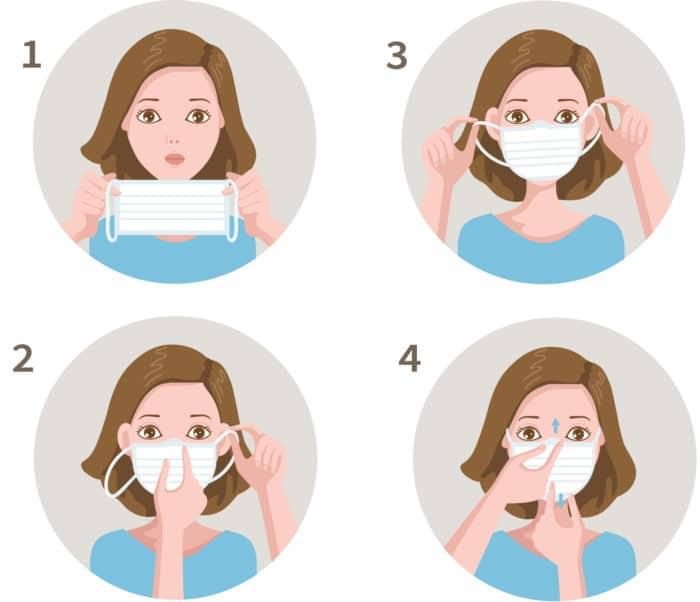 Come fare la mascherina in casa