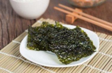 Alga nori, dal mare una ricca fonte di vitamine,sali mineraliedomega 3