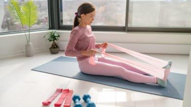 Photo of Tutto sulla banda elastica per il fitness a casa o in palestra