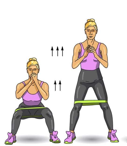 Elastici Fitness Esercizi Semplici Per Tutti Da Fare A Casa