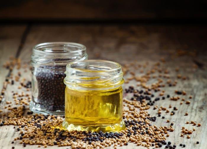 olio di senape