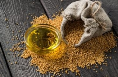 Olio di senape, un antico rimedio ayurvedico dalle molteplici proprietà