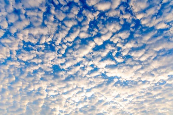 Tipi di nuvole