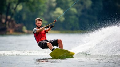 Photo of Wakeboard, tra sci nautico e skateboard ecco un nuovo sport acquatico