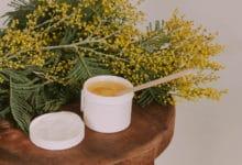 Photo of Cera di mimosa per i cosmetici fai da te