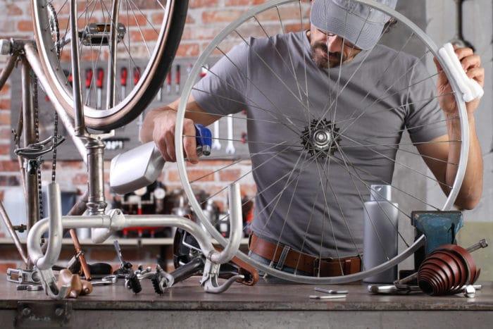 Come togliere la ruggine dalla bicicletta