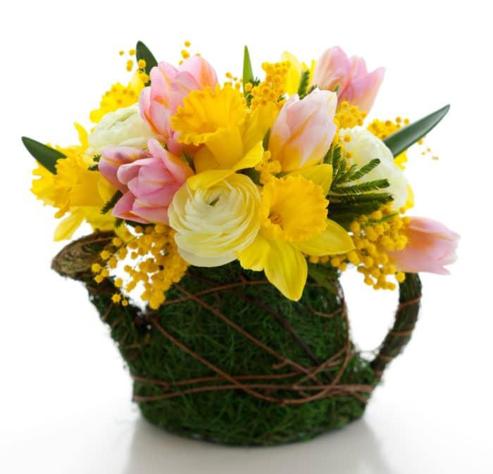 bouquet fiori festa della donna